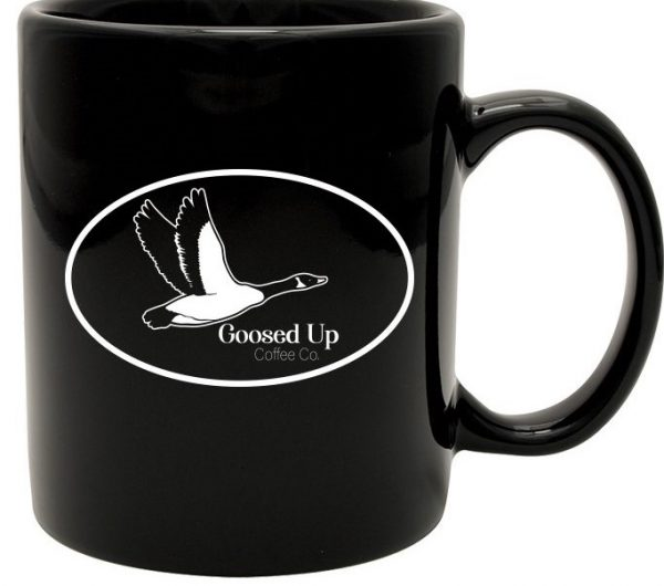 11oz Goosed Up Coffee Mug